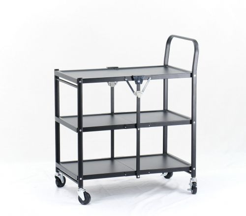 3T Metal Collapsible Trolley