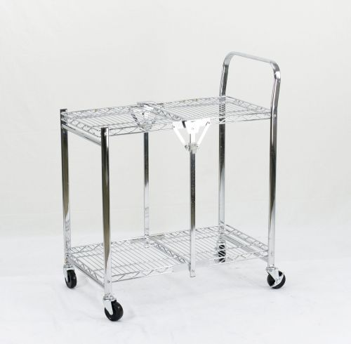 2T Wire Collapsible Trolley