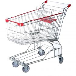Asia Style Shopping Cart