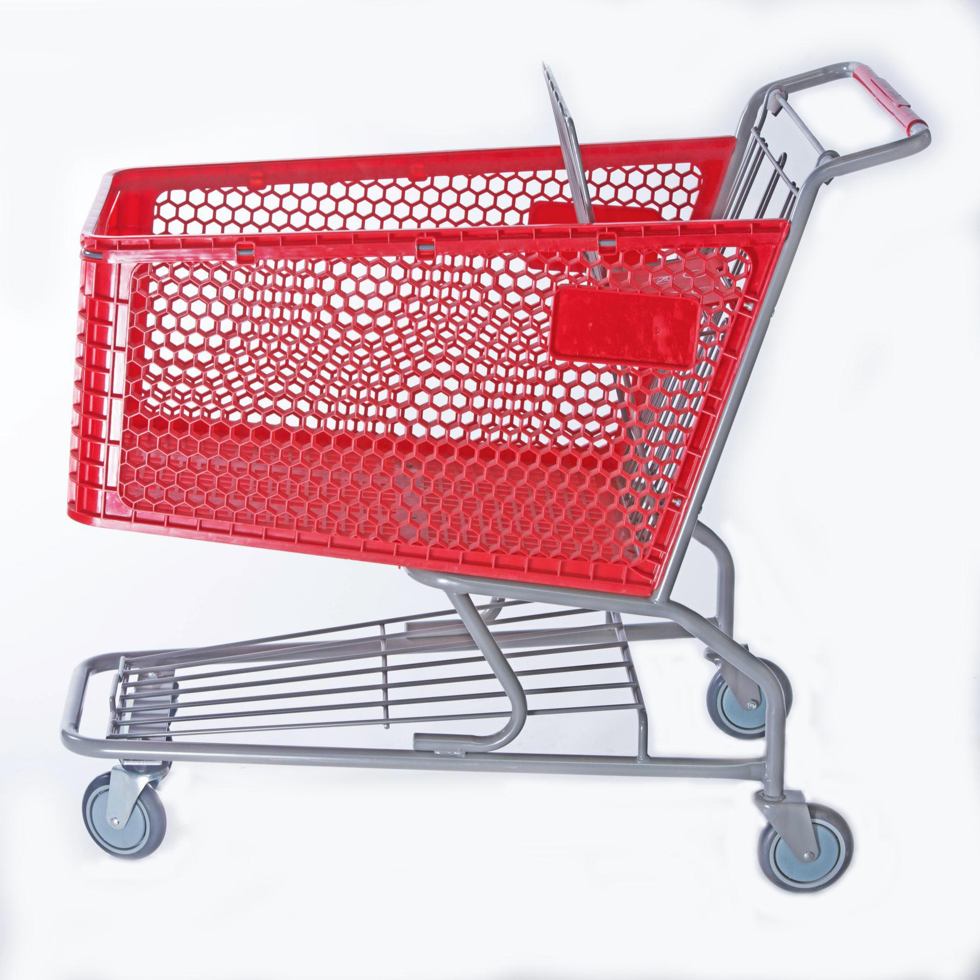 plastic shopping cart, plastic shopping carts with wheels