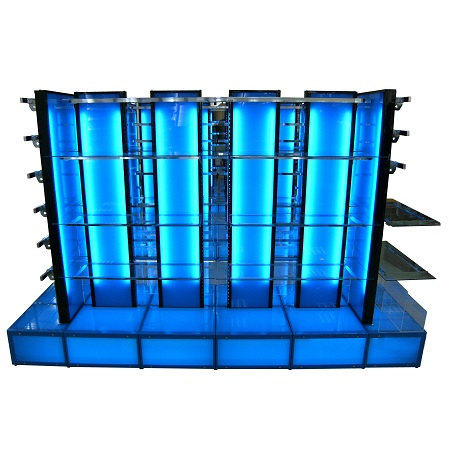 tempered glass shelves, custom tempered glass shelves